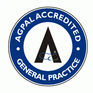 We are AGPAL Accredited